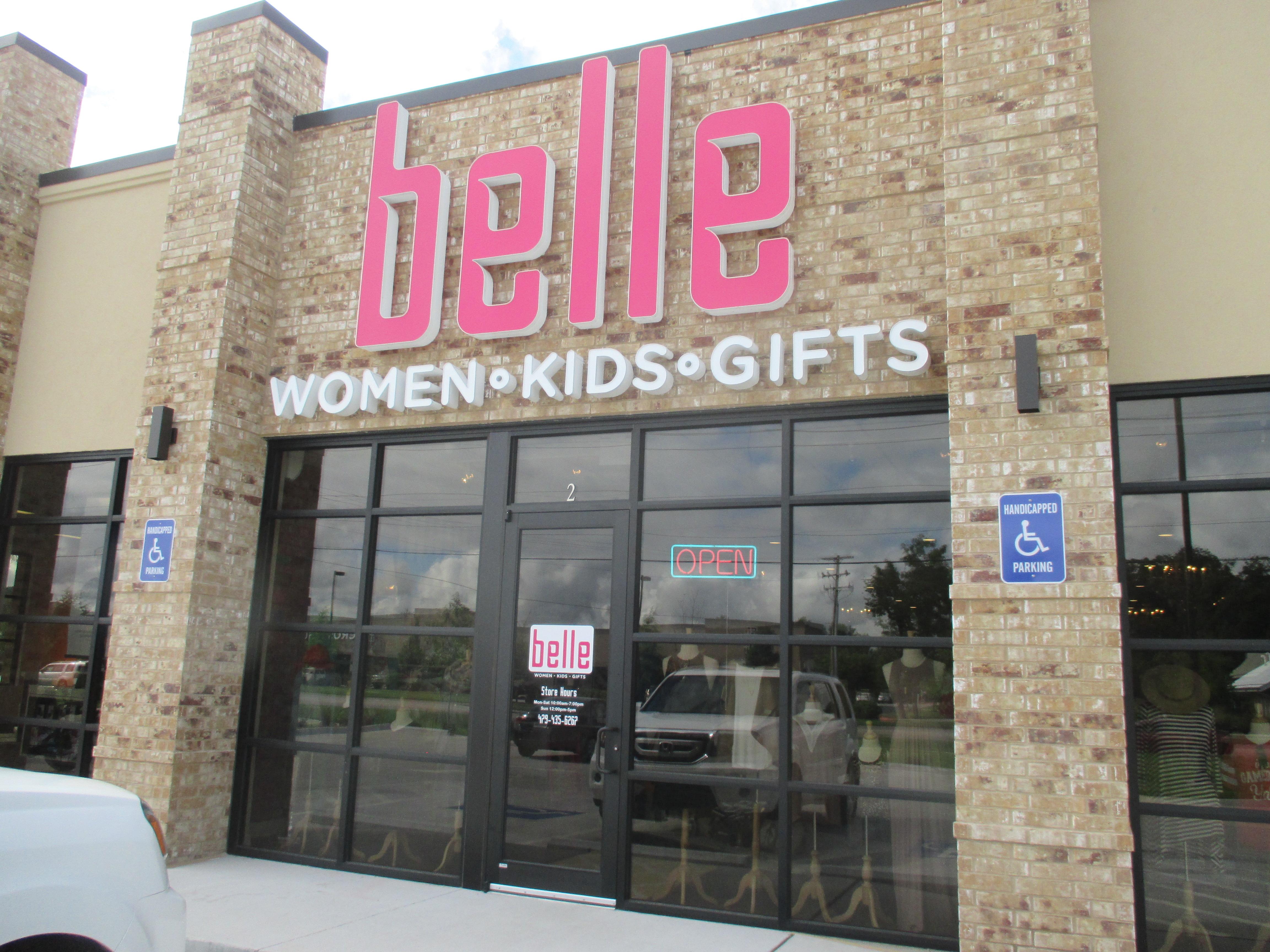 Belle Boutique - Fayetteville, AR