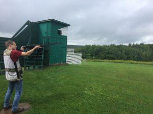 Greenheck Skeet Shooting