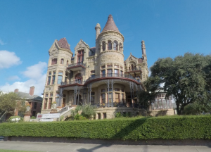 Bishop's Palace in Galveston